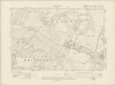 Hampshire & Isle of Wight LXXXV.NE - OS Six-Inch Map