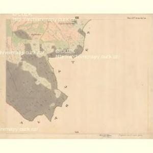 Kainretschlag - c3326-1-003 - Kaiserpflichtexemplar der Landkarten des stabilen Katasters
