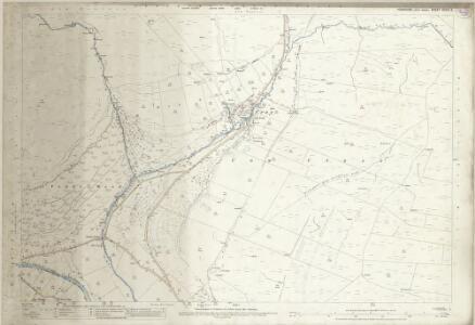 Yorkshire XCVIII.3 (includes: Buckden) - 25 Inch Map
