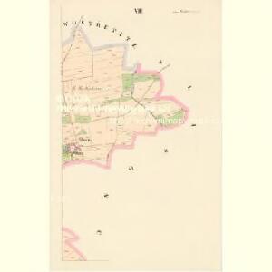 Klattau (Klattowy) - c3137-1-008 - Kaiserpflichtexemplar der Landkarten des stabilen Katasters