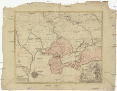 Nova Mappa Geographica TARTARIAE EUROPAEAE SEU MINORIS et in specie CRIMEAE ex NOVISSIMIS OBSERVATIONIBUS represendata