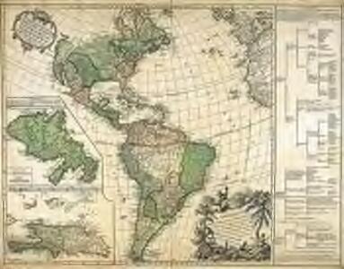 L'Amérique septentrionale et meridionale