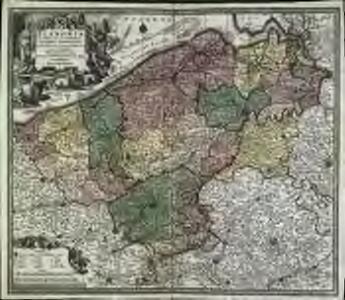 Flandria maximus et pulcherrimus Europæ comitatus