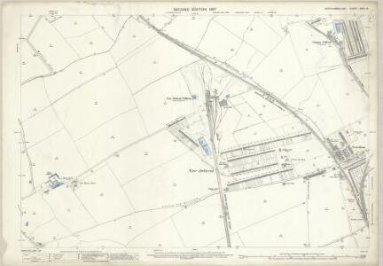Northumberland (Old Series) LXXIII.13 (includes: Blyth) - 25 Inch Map