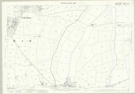 Gloucestershire XV.8 (includes: Great Wolford; Little Wolford; Todenham) - 25 Inch Map