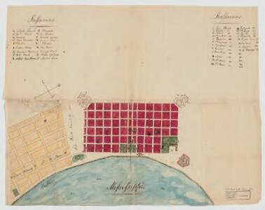 [Plan of New Orleans]