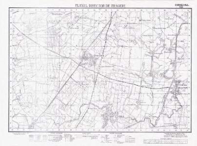 Lambert-Cholesky sheet 1969 (Ciumeghiul)