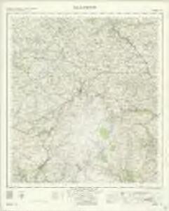 Okehampton - OS One-Inch Map