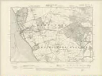Devonshire XCIII.SW - OS Six-Inch Map