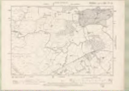 Perth and Clackmannan Sheet CXXX.SE - OS 6 Inch map