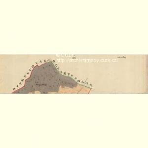 Beneschau - c0113-2-010 - Kaiserpflichtexemplar der Landkarten des stabilen Katasters