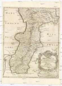 Provincia di Calabria vltra