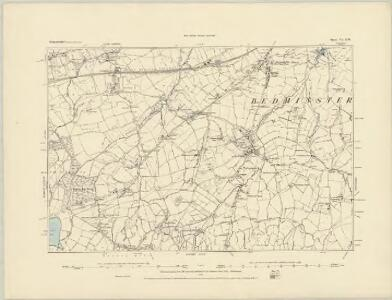 Somerset V.NE - OS Six-Inch Map