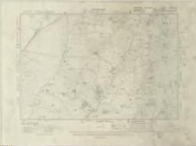 Yorkshire LXXX.SW - OS Six-Inch Map