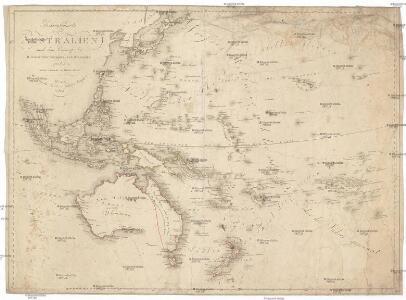 Generalcharte von Australien