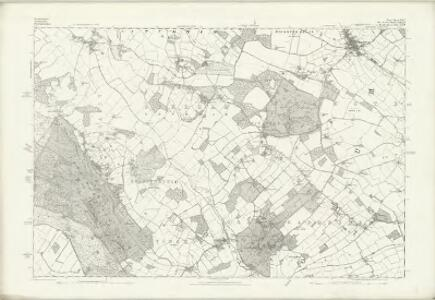Hertfordshire XXII - OS Six-Inch Map