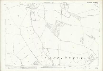 Bedfordshire XXXII.8 (includes: Caddington; Luton) - 25 Inch Map
