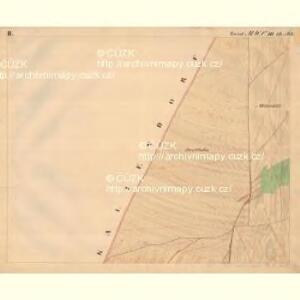 Klein Tajax - m0607-1-002 - Kaiserpflichtexemplar der Landkarten des stabilen Katasters