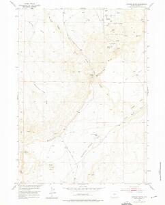 Dishpan Butte