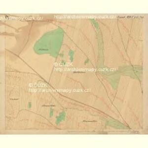 Hoeflein - m0703-1-009 - Kaiserpflichtexemplar der Landkarten des stabilen Katasters