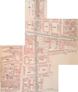 Insurance Plan of London Vol. xi: sheet 388-2