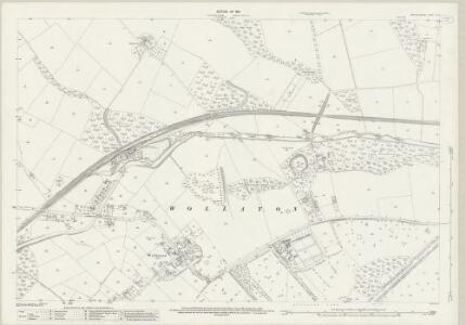 Nottinghamshire XLI.4 (includes: Nottingham) - 25 Inch Map
