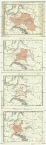 Theilung 1772 ; Theilung 1793 ; Theilung 1795 ; Polen 1812, Theilung 1815