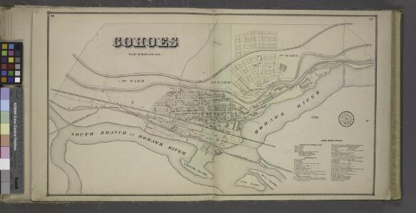 Cohoes [Village]; Cohoes Business Directory.