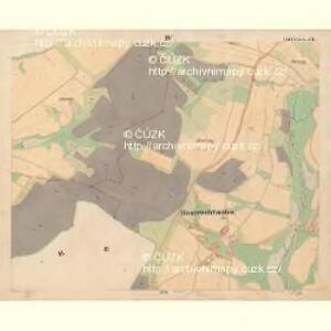 Hosterschlagles - c2240-1-004 - Kaiserpflichtexemplar der Landkarten des stabilen Katasters
