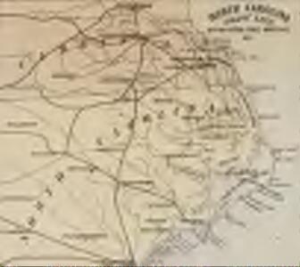 Prang's Naval Expedition Maps: North Carolina coast line