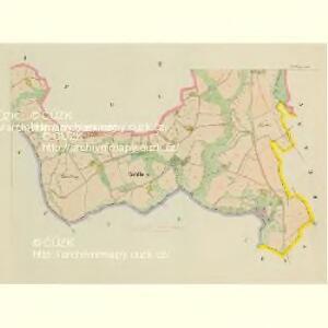 Eichlberg - c1596-2-002 - Kaiserpflichtexemplar der Landkarten des stabilen Katasters