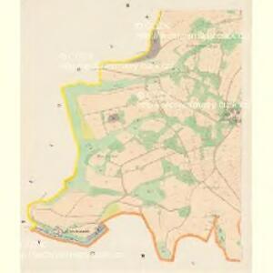 Driesendorf - c7489-1-002 - Kaiserpflichtexemplar der Landkarten des stabilen Katasters