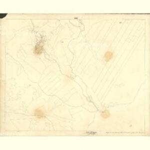 Unter Sinnetschlag - c1367-1-015 - Kaiserpflichtexemplar der Landkarten des stabilen Katasters