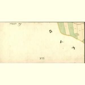 Wadetschlag - c7596-1-016 - Kaiserpflichtexemplar der Landkarten des stabilen Katasters