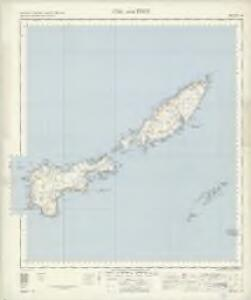 Coll and Tiree - OS One-Inch Map