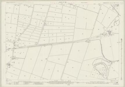 Cambridgeshire XVI.10 (includes: March; Wimblington) - 25 Inch Map