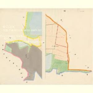 Czegkowitz - c0823-1-007 - Kaiserpflichtexemplar der Landkarten des stabilen Katasters