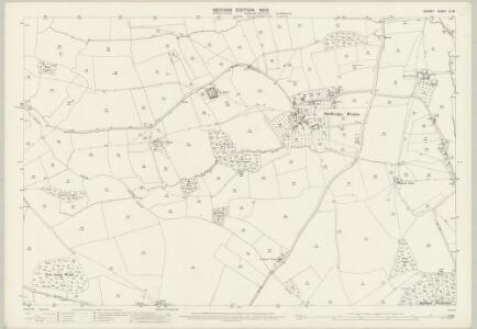 Dorset VI.16 (includes: Stalbridge; Stourton Caundle) - 25 Inch Map