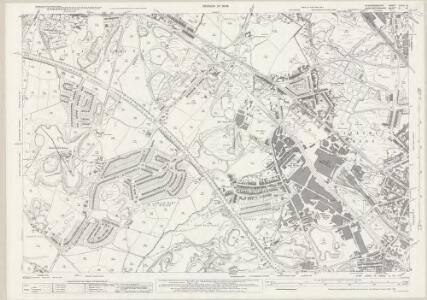 Staffordshire LXVIII.13 (includes: Oldbury; Rowley Regis; West Bromwich) - 25 Inch Map
