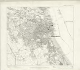 Cheshire VII & XIII - OS Six-Inch Map