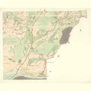 Rožnau (Rožnow) - m2628-1-010 - Kaiserpflichtexemplar der Landkarten des stabilen Katasters