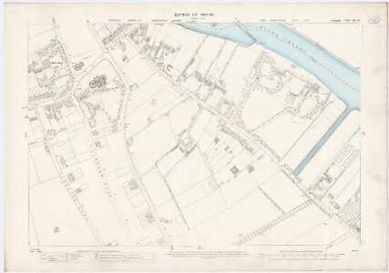 London XIII.19 - OS London Town Plan