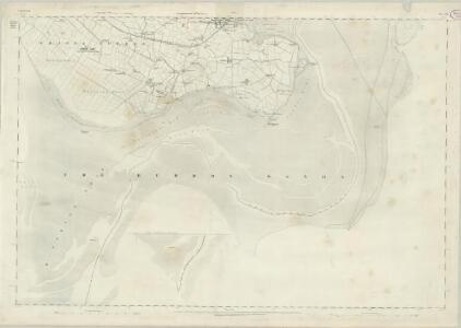 Cumberland XC - OS Six-Inch Map