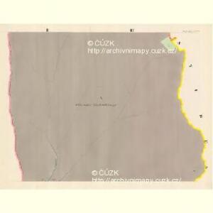 Gross Mohrau (Hruba Morawa) - m3311-1-002 - Kaiserpflichtexemplar der Landkarten des stabilen Katasters