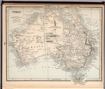 Australia and Tasmania