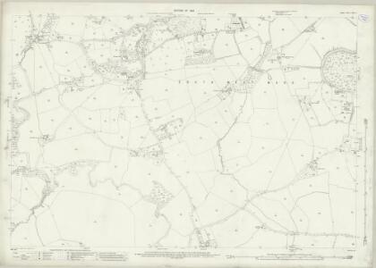 Surrey XXXIV.2 (includes: Betchworth; Leigh; Reigate) - 25 Inch Map