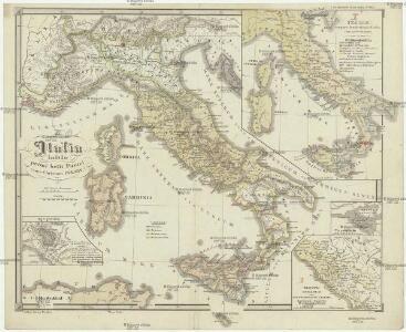 Italia initio primi belli Punici (ante Christum 264)
