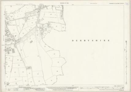 Yorkshire CCXCVIII.8 (includes: Dronfield; Eckington; Sheffield) - 25 Inch Map