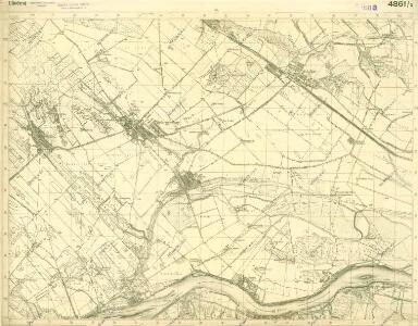III. vojenské mapování 4861/3
