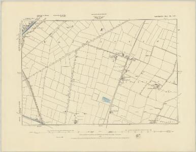 Caernarvonshire XIV.SE - OS Six-Inch Map